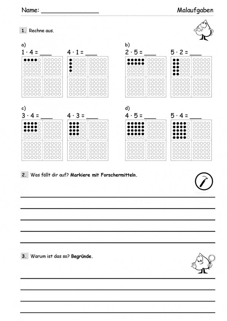 Unterricht | Mathe inklusiv mit PIKAS